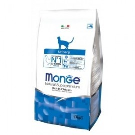 Natural Superpremium Urinary Ricco Di Pollo - Monge