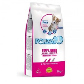 Maintenance Puppy & Junior Small_Medium Con Pesce - Forza10