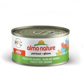 Hfc Jelly Pollo Con Ananas - Almo Nature