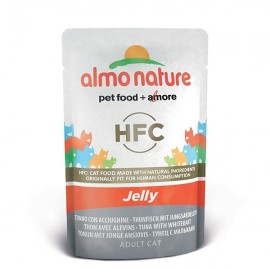 Hfc Jelly Tonno E Acciughine - Almo Nature