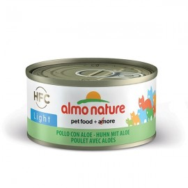 Hfc Light Pollo Con Aloe - Almo Nature