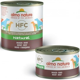 Hfc Natural Manzo - Almo Nature