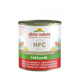 Hfc Natural Pollo Con Gamberetti - Almo Nature