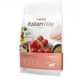 Italian Way Junior Medium & Maxi Pollo E Tacchino - Giuntini
