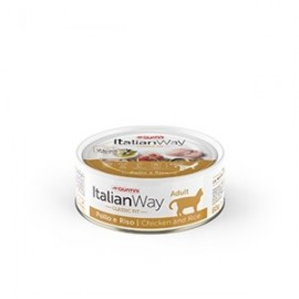 Italian Way Wet Cat Classic Fit Pollo E Riso - Giuntini