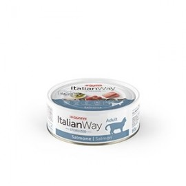 Italian Way Wet Cat Sterilized Salmone - Giuntini