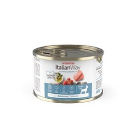 Italian Way Wet Hypoallergenic Adult Mini Salmone - Giuntini