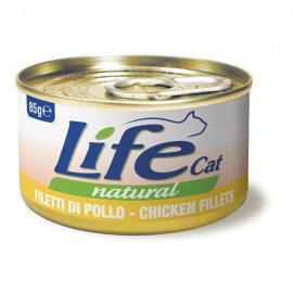 Life Cat Natural Filetti Di Pollo - Life Pet Care