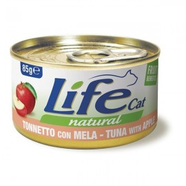 Life Cat Natural Tonnetto Con Mela - Life Pet Care