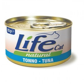 Life Cat Natural Tonno - Life Pet Care