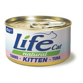Life Cat Naturale Per Gattini Con Tonno - Life Pet Care