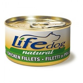 Life Dog Naturale Filetti Di Pollo - Life Pet Care