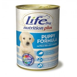 Life Dog Nutrition Plus Per Cuccioli - Life Pet Care
