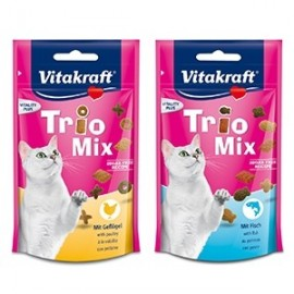 Trio Mix Con Pesce - Vitakraft