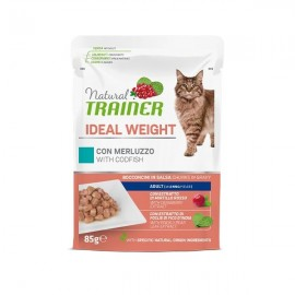 Natural Ideal Weight Adult Con Merluzzo - Trainer