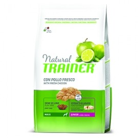 Natural Junior Maxi Con Pollo Fresco - Trainer