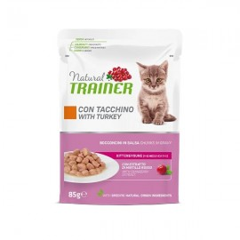 Natural Kitten & Young Con Tacchino - Trainer