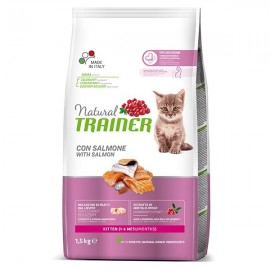 Natural Kitten Con Salmone - Trainer