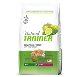 Natural Puppy Maxi Con Pollo Fresco - Trainer