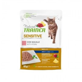 Natural Sensitive Adult Con Maiale - Trainer