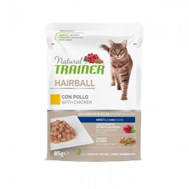 Natural Hairball Adult Con Pollo - Trainer