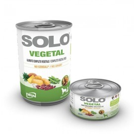 Solo Vegetal Medium & Maxi Wet Food - Drn