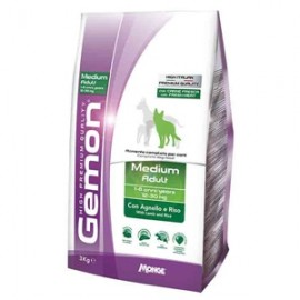 Gemon Dog Medium Adult Con Agnello E Riso - Gemon