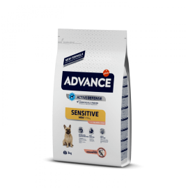 Sensitive Mini Salmone E Riso - Advance Affinity