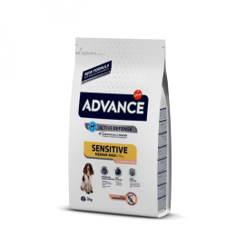 Sensitive Medium - Maxi Salmone E Riso - Advance Affinity