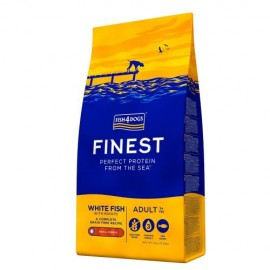 Finest White Fish Adult Small - Fish4Dogs