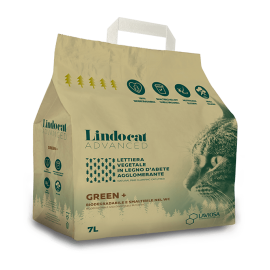 Lettiera Green Plus - Lindocat