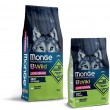 BWild Low Grain Adult All Breeds con Cinghiale - Monge