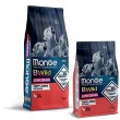 BWild Low Grain Puppy & Junior All Breeds con Cervo - Monge